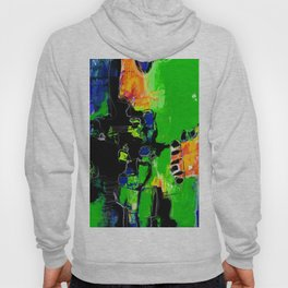 Party Time No.1a by Kathy Morton Stanion Hoody