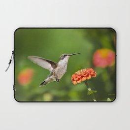 Beautiful Hummingbird Laptop Sleeve
