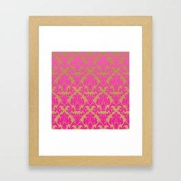 hazy cosmic jive Framed Art Print