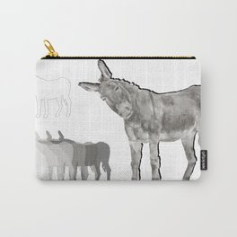 El Burro Carry-All Pouch