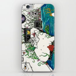 Books Coming to Life: The Little Mermaid iPhone Skin
