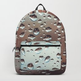 Wet Glass Backpack