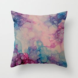 Life is a Dream Throw Pillow