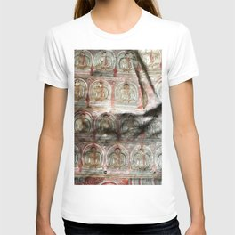 Temple Wall T-shirt