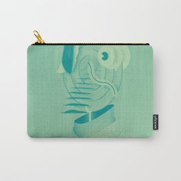 Paper Jam '15 I by Taylor Hale Carry-All Pouch