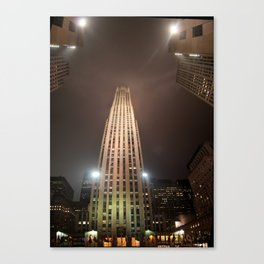 30 Rock Canvas Print