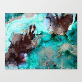 Dreamy Seas Canvas Print