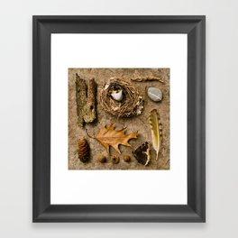 'NEST' Framed Art Print