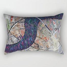 River 2 Rectangular Pillow