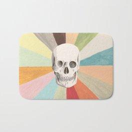 Skull is Cool Bath Mat