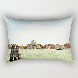 Scenic view in Venice Rectangular Pillow