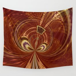 Tribal Swirl Wall Tapestry