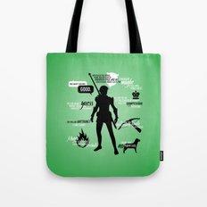 Dragon Age - Fenris Tote Bag