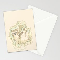 Hang In There Bub Stationery Cards