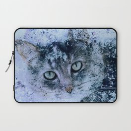 Miss Kitty Unleashed! Laptop Sleeve