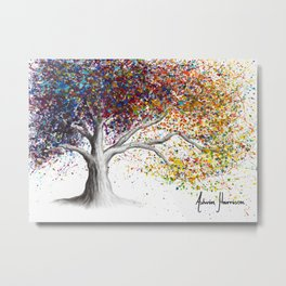The Colour of Dreams Metal Print