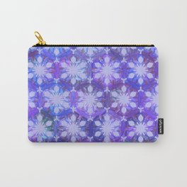Brooke's Purple Fish Carry-All Pouch