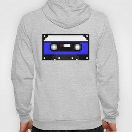 Blue Cassette Hoody