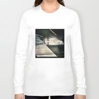 montreal Long Sleeve T-shirts featuring Montreal urbain by Jean-François Dupuis
