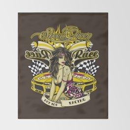 Speed Queen Throw Blanket