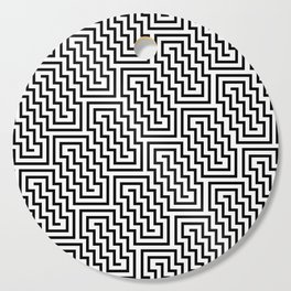 Op Art 150 Cutting Board