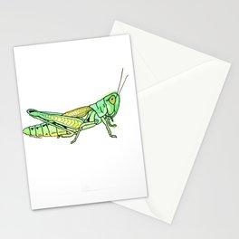 Mr. Grasshopper Stationery Cards