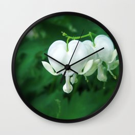 Pure Heart Wall Clock