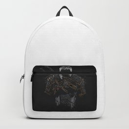 Geralt of Rivia - The Witcher Backpack
