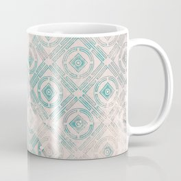 freestyle pattern Coffee Mug