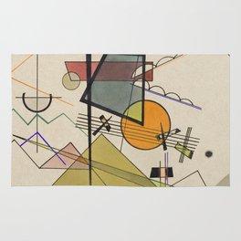 Wassily Kandinsky - Melodisch Rug