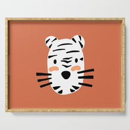 Little tiger Serving Tray