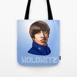 The big bang theority Wolowitz Tote Bag