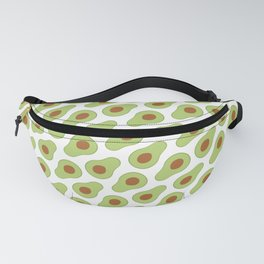 Mexican Avocado Fanny Pack