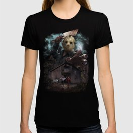 FridayThe13th Part V T-shirt