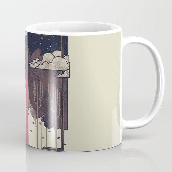 The Lost Obelisk Mug