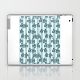 Bunny mad! Laptop & iPad Skin