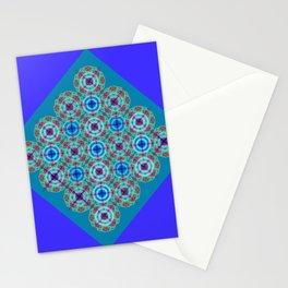 Prelude to Metatron (Indigo) Stationery Cards