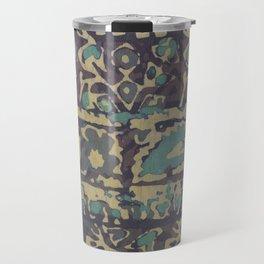 Elephant Batik Travel Mug