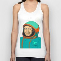 kevin russ Tank Tops featuring Kevin Spacey by IvaDim