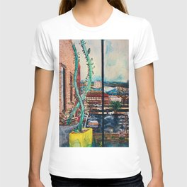 Quarantine Painting, Brooklyn NY T-shirt