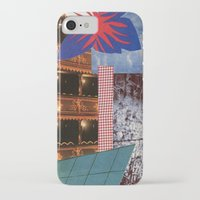 theatre iPhone & iPod Cases featuring THEATRE by Kelci Archibald