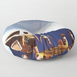 Planet Suburbia Floor Pillow