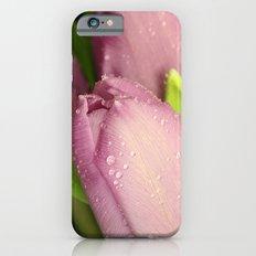 Pink Tulips iPhone 6s Slim Case