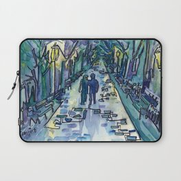 Lovers in the Park Laptop Sleeve