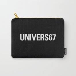 UNIVERS67 Carry-All Pouch