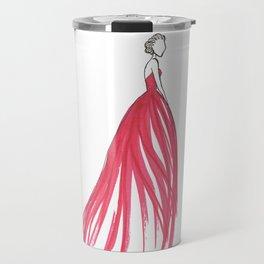 Crimson Travel Mug