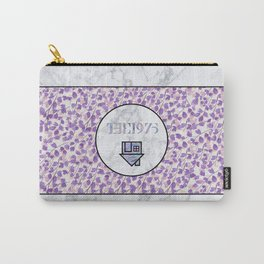 NBHD + 1975 - Floral Carry-All Pouch