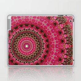 Pink Flower in Greece 2 Laptop & iPad Skin