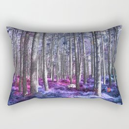 Enchanted Forrest Rectangular Pillow