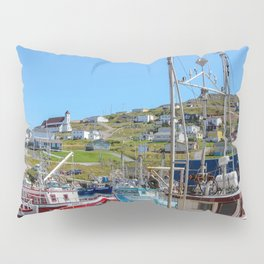 top of the hill Pillow Sham